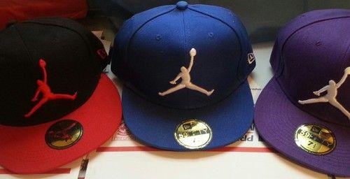 New Era 59fifty Jordan Fitted Hat Breds Black Blue Purple Size 7 5 8 7 1 2 Ebay Fitted Hats Jordan Fits Blue And Purple