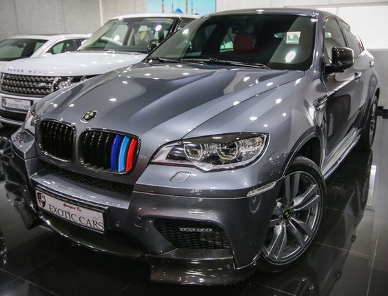 2014 Bmw X6 M Dubai United Arab Emirates Jamesedition
