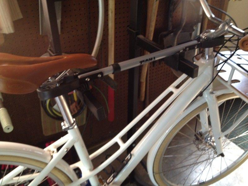 Thule Bike Adapter Bar For Women S And Alternative Frame Bikes