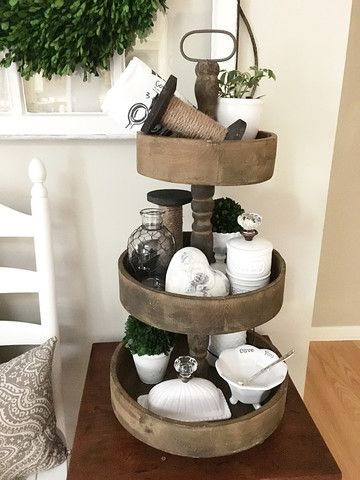 Shop Our Instagram Woods Amp Whites 2 3 16 Tray Decor