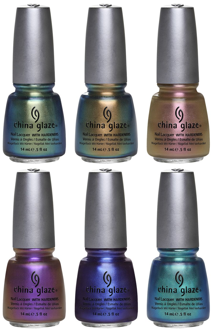 China Glaze is definitely one of our top nail polish brands around ...
