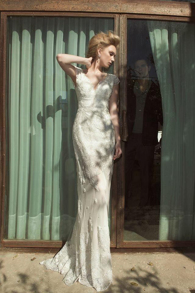 Buscando el vestido de novia perfecto