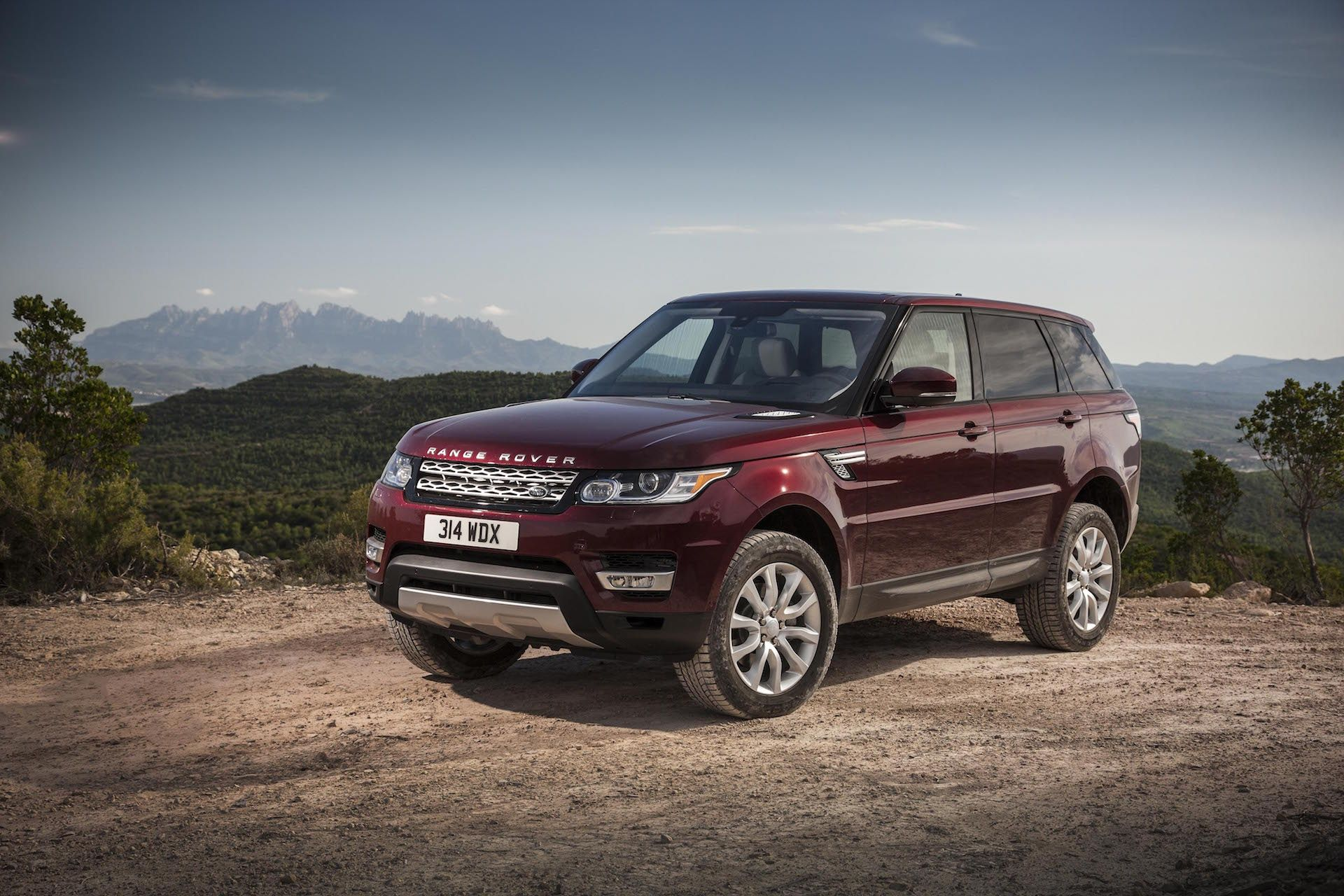 2016 Land Rover Range Rover Sport Range Rover Sport Range Rover Land Rover