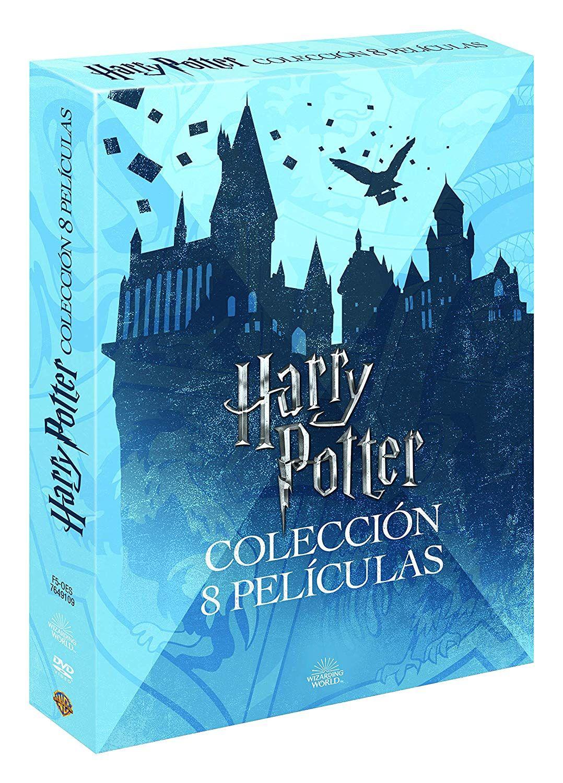 Harry Potter Colecci N Completa Ed 2018 Dvd Colecci Potter Harry Completa Harry Potter Dvd Prisionero De Azkaban
