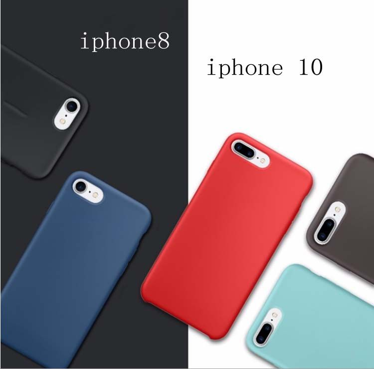 Design for Iphone8 PUltra Slim Series Matte Phone Case with 8 Colors