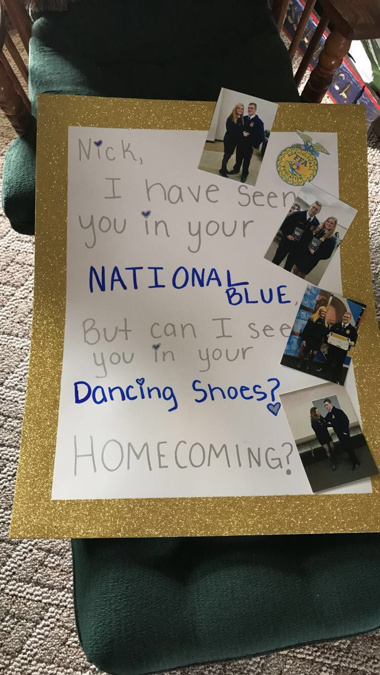 Pin by Kayla on Dance Proposals | Cute prom proposals, Dance ...
