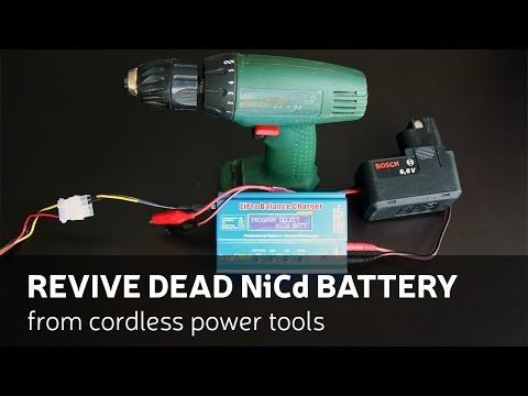 Modifying A Dewalt 18v Battery To Work With Dc Power Supply No More Batteries Youtube Cordless Power Tools Power Tool Batteries Power Tools