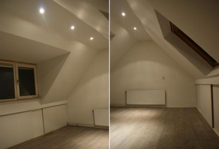 Dakkapel zolder bedroom attic attic rooms and