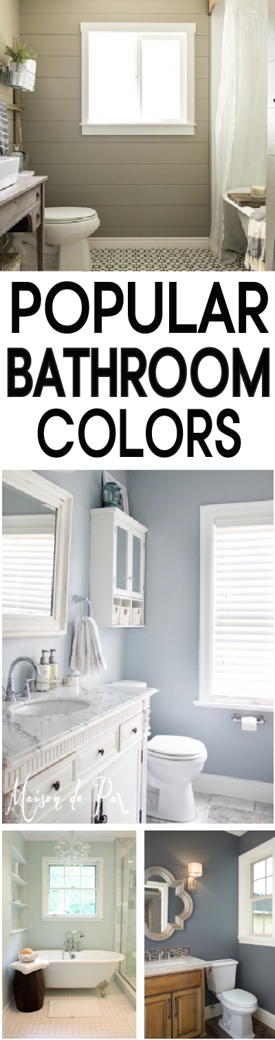 How To Pick Out Paint Colors For Bathroom