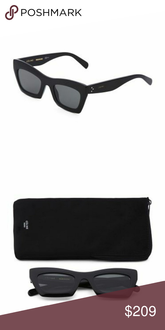 adf9fc9367c6 Celine Sunglasses CL 41399 S Brand new. Includes case and cloth. Proof of  purchase is available. Celine Accessories Sunglasses