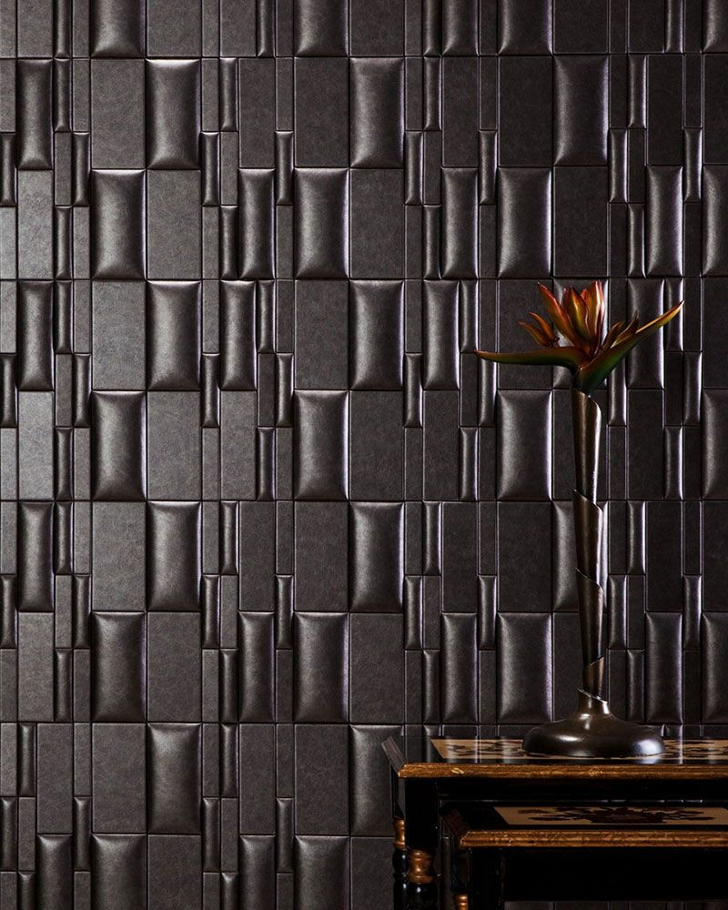 Nappatile Is Faux Leather Wall Tiles Faux Leather Walls