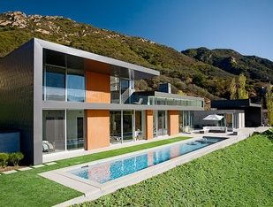 Calabasas Home For Sale Pool House Designs Modern Pools Architecture