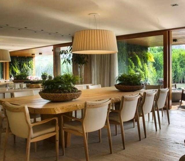 mesa centro dining pinterest esszimmer haus ideen und esstisch. Black Bedroom Furniture Sets. Home Design Ideas
