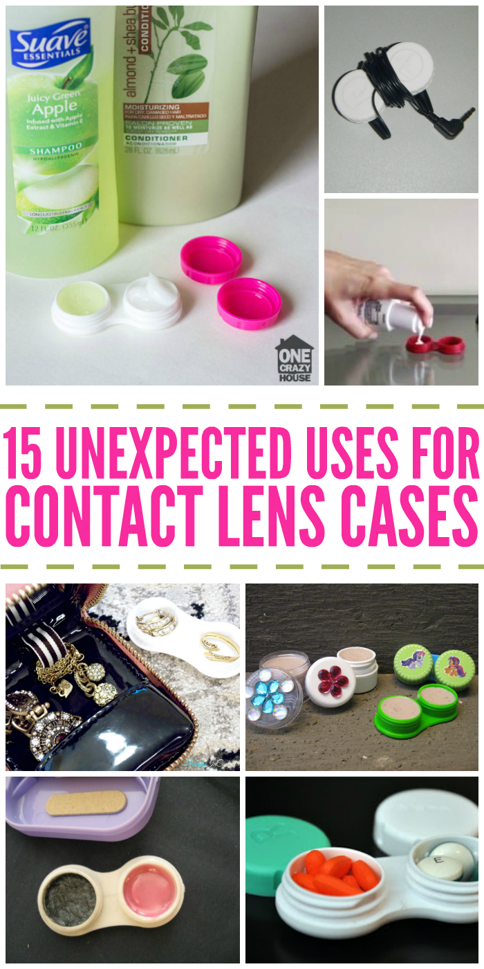 15 Unexpected Uses For Contact Lens Cases Contact Lens Case Diy Contact Case Diy Contact Lenses
