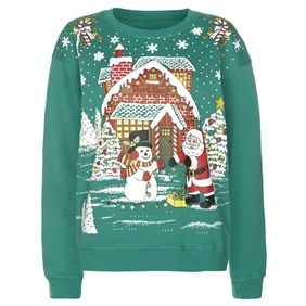 Foute Kersttrui Kopen Primark.Tacky Christmas Jumper Sorry Primark Ugly Christmas Sweater