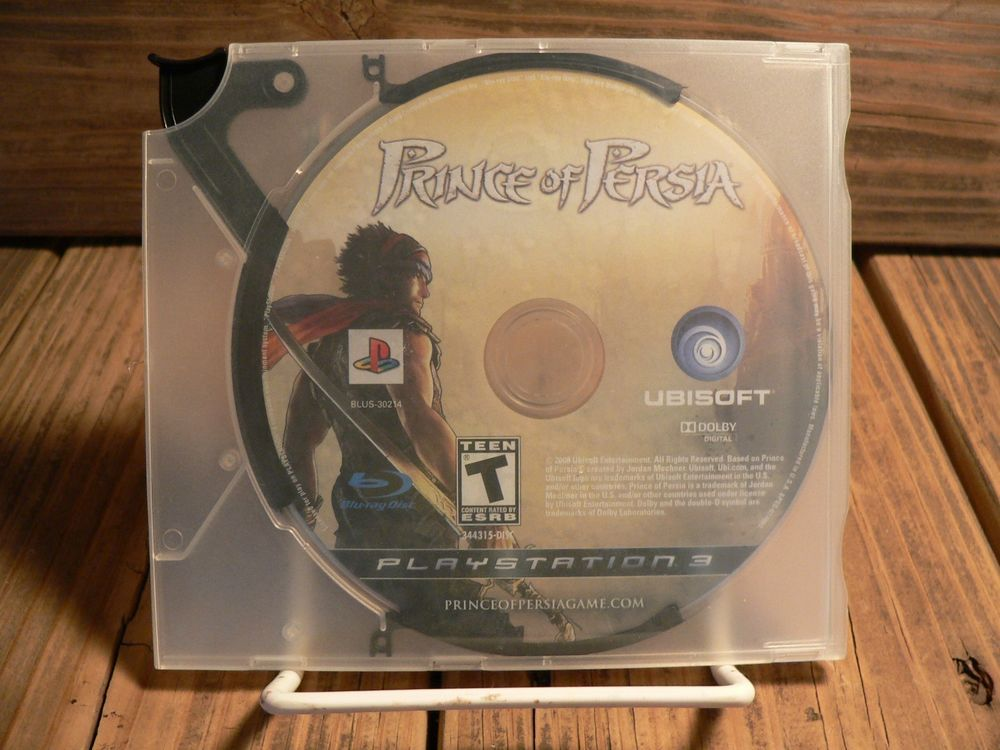 Prince Of Persia Playstation 3 2008 Ps3 Prince Of Persia Persia Playstation
