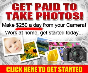 Get Paid To Take Photos from your submitted photographs..any pics you can capture and submit it to all well known sites, ShutterStock, iStock, Flickr..etc etc.