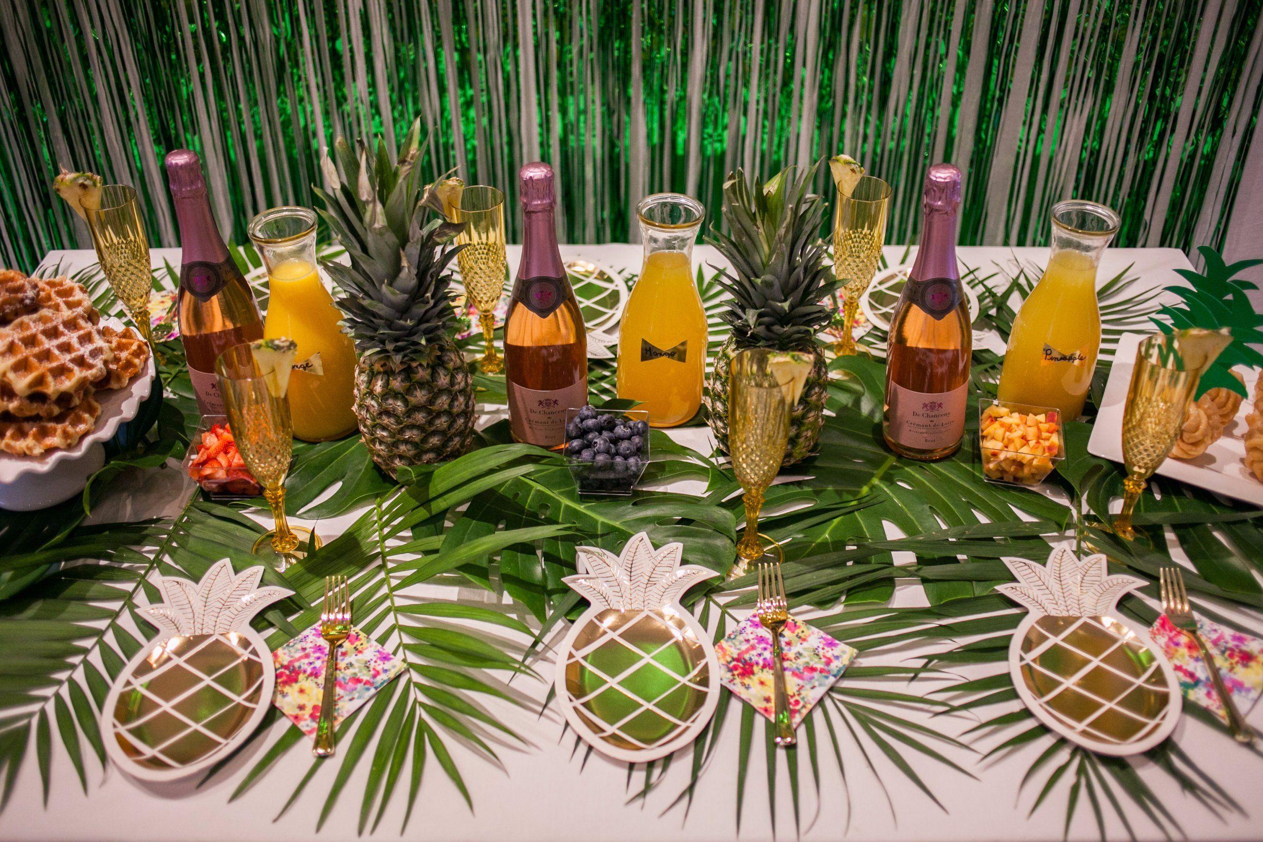 удивить день рождения в гавайском стиле поздравление мужу может быть
