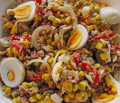 Photo of Corn Tuna Salad