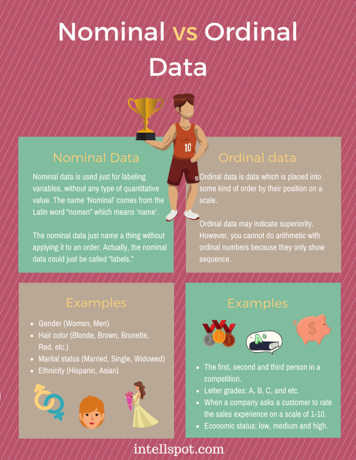 6 Types of Data: Every Statistician & Data Scientist Must Know