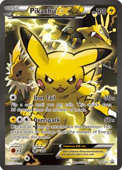 Pikachu Ex Rare Pokemon Cards Cool Pokemon Cards Pokemon