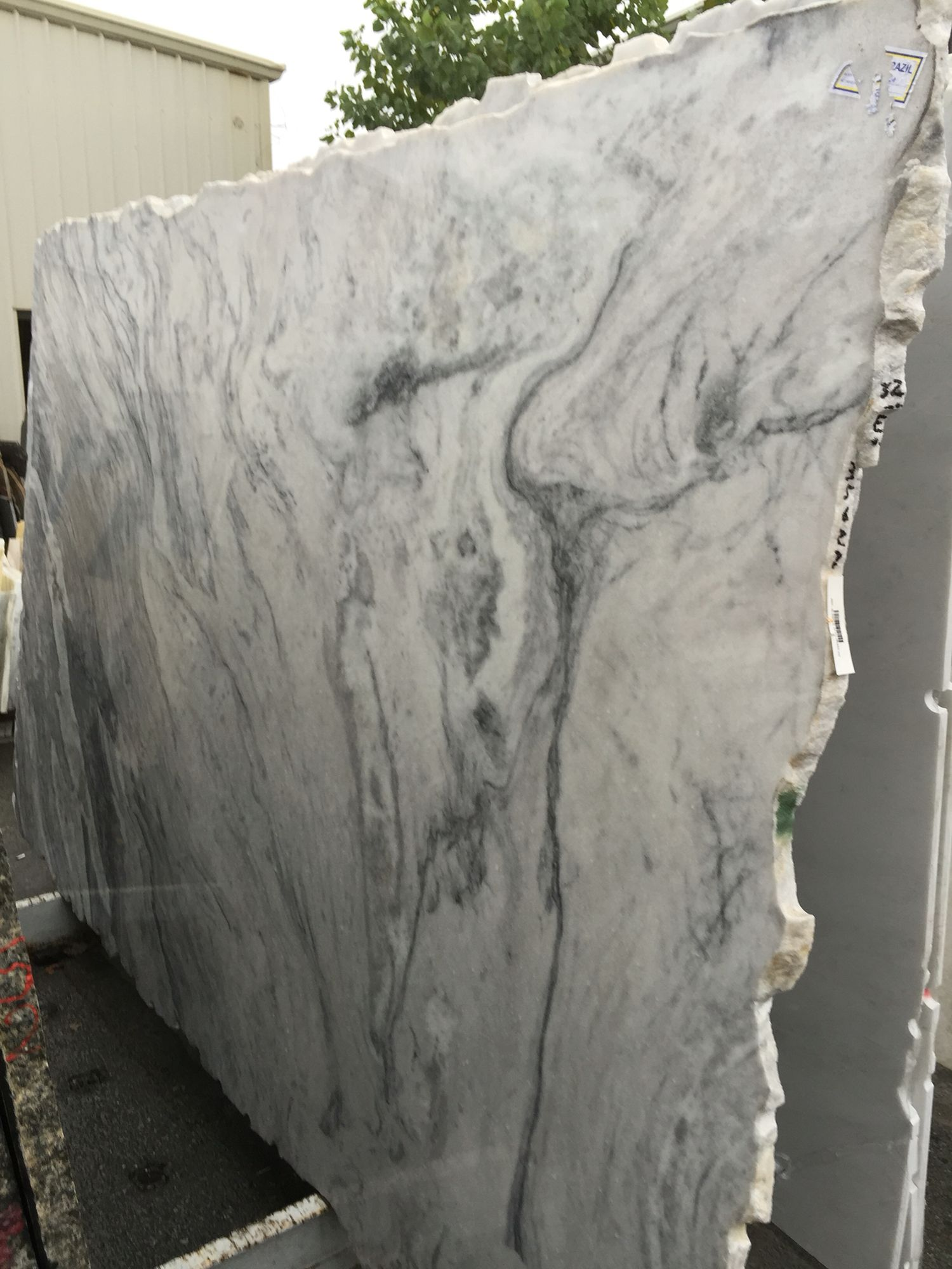 My Other Slab Love Storm Shadow Marble Some Yards Call It A Quartzite