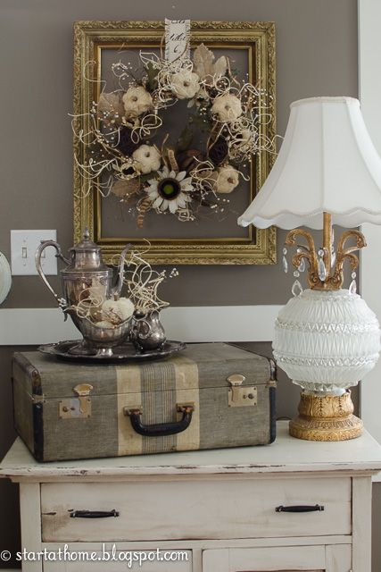 Fall Decor Inspiration - House of Hargrove