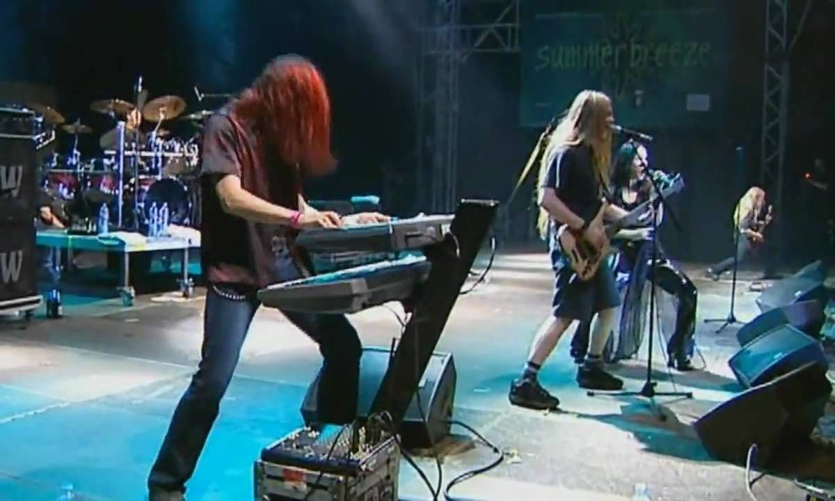 nightwish - end of all hope (live at summer breeze ' 2002) [hd 720p