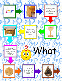 Catholic Toolbox : catholic, toolbox, Catholic, Toolbox:, Liturgical, Objects, Parts, Mass,, Crafts,