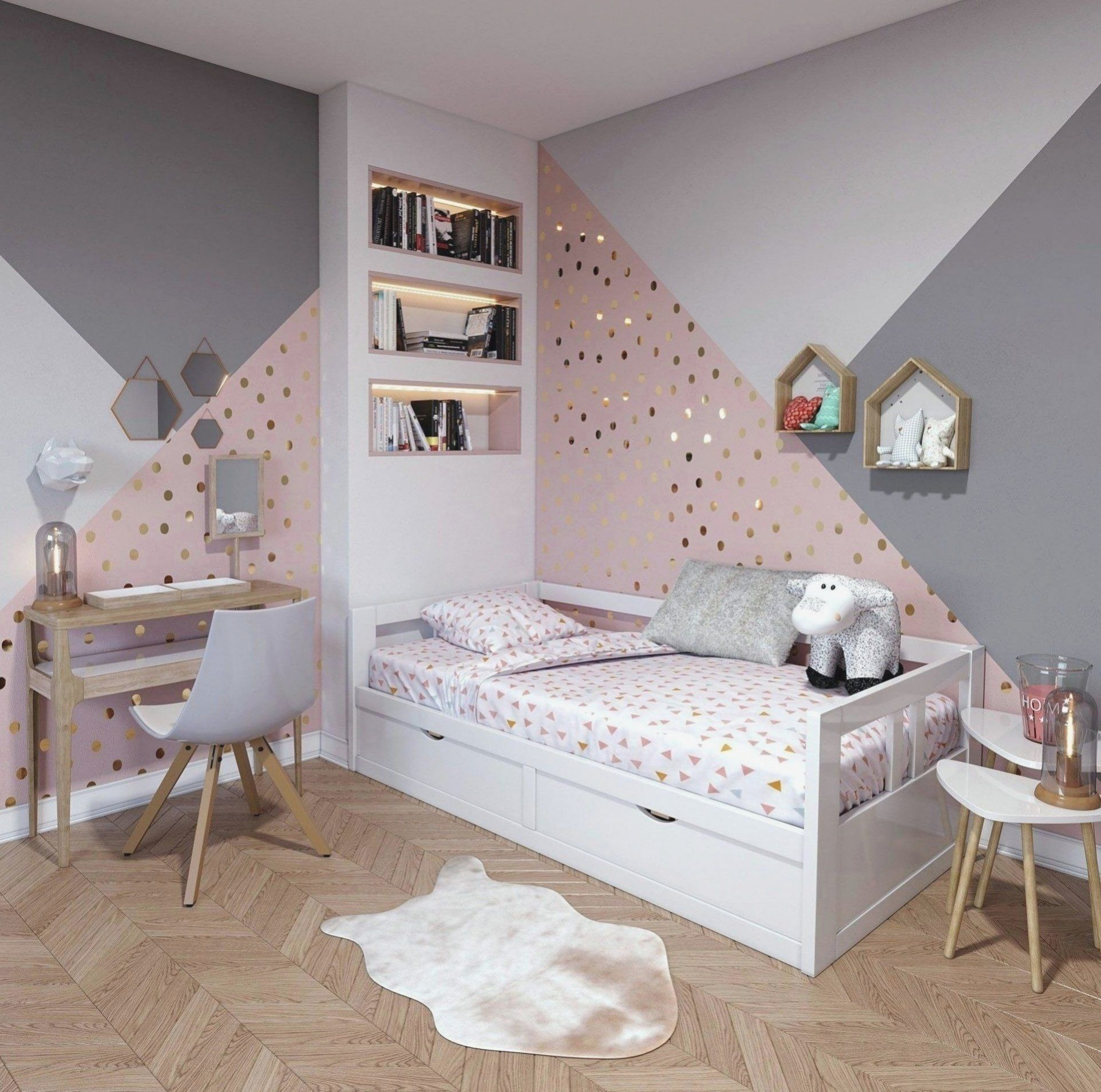 Deco chambre ado fille tonne blanc deco chambre ado fille tonne ...