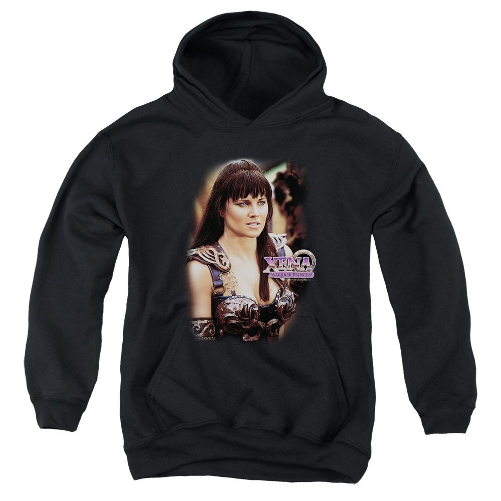 Xena/Warrior Princess Youth Pull-Over Hoodie in