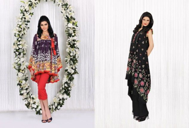 Bareeze Summer collection 2012   Latest Fashion Trends