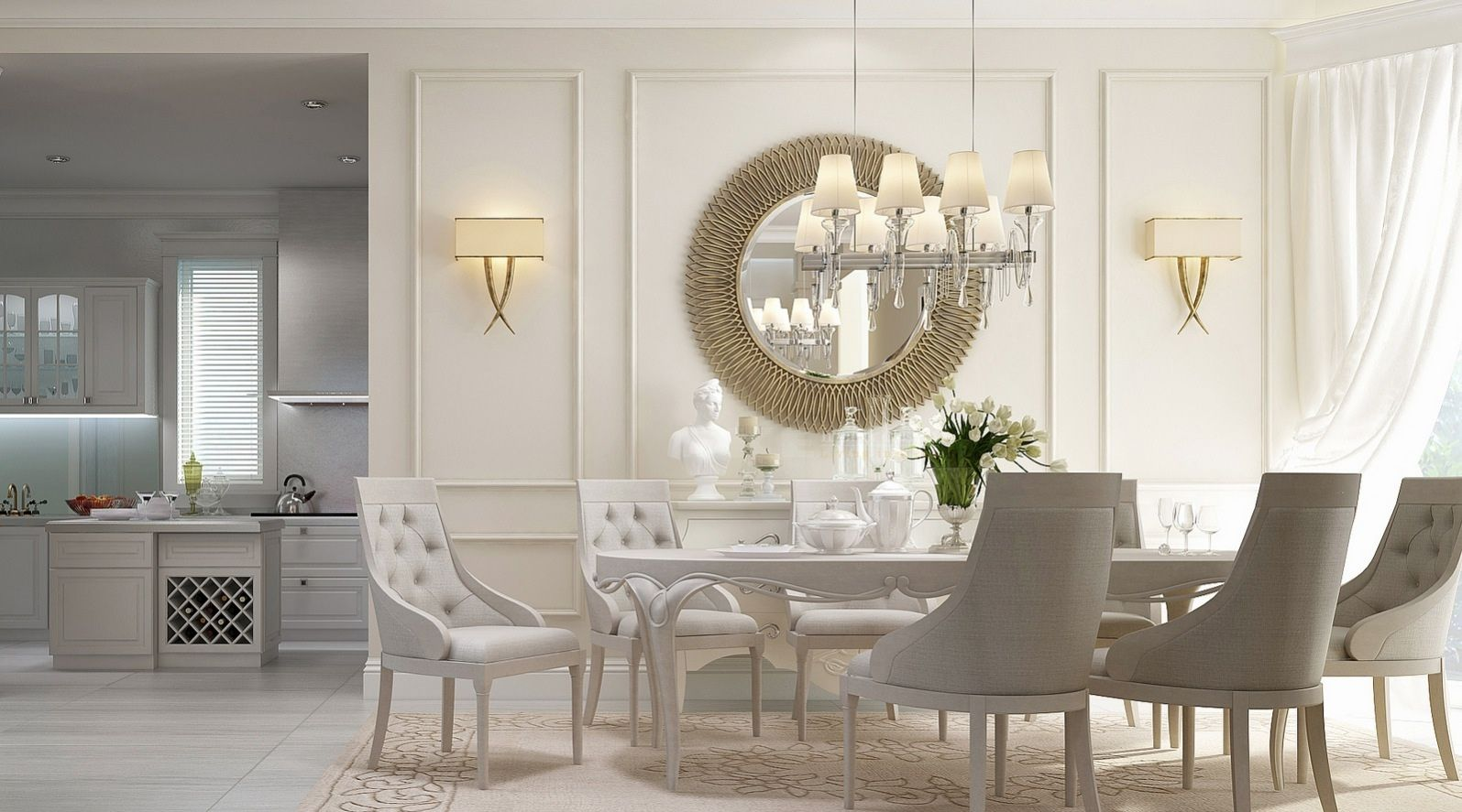 20 Dining Rooms [Visualized]   Home Decor And Design