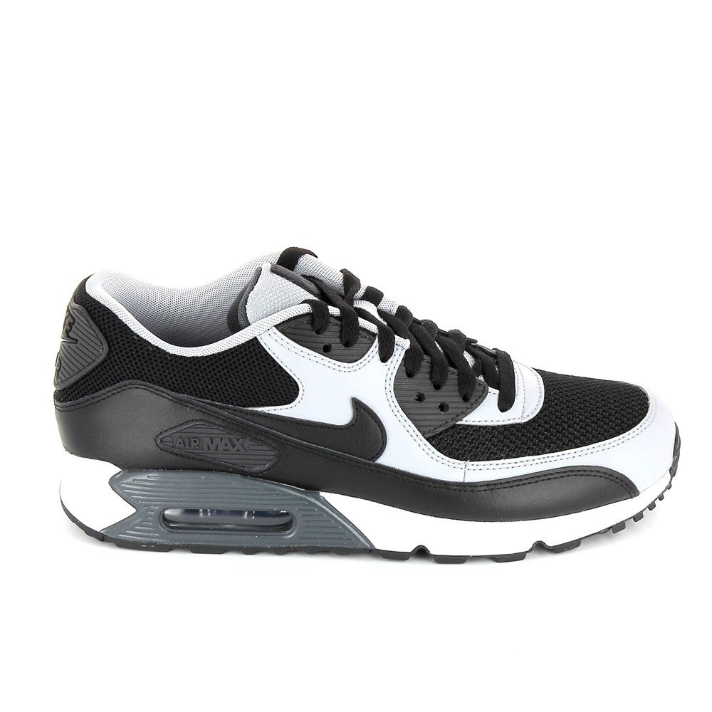Homme Nike AIR MAX 90 ESSENTIAL Gris Mode Baskets mode