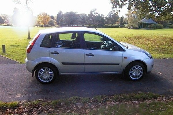 Used Ford Fiesta Hatchback 2005 2008 Usedcars Finished In Met
