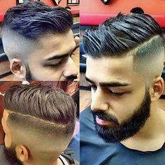 El corte de pelo de justin quiles