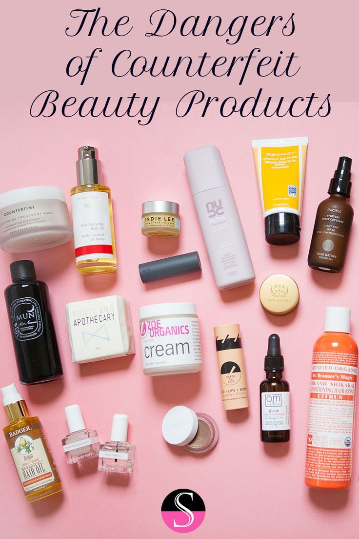 The Dangers of Counterfeit Beauty Products imagens)