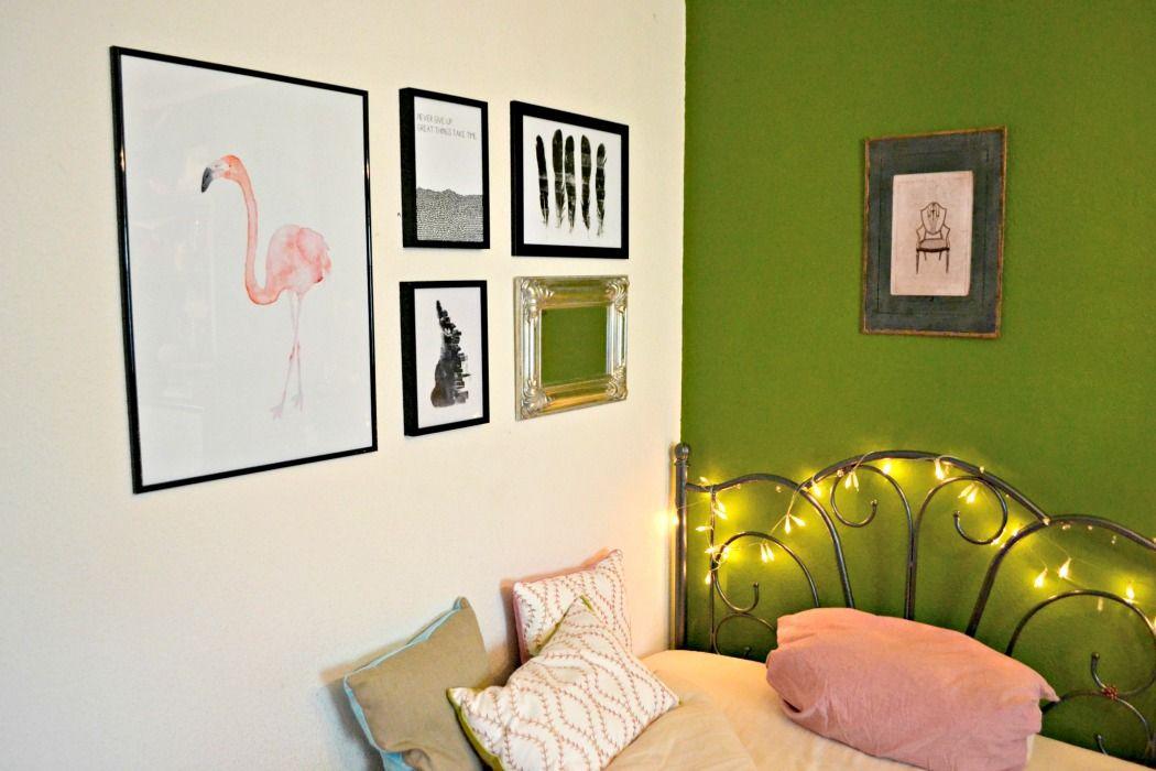 Poster Schlafzimmer ~ Wohnen: ein neuer blick muss her. kreativität durch neue