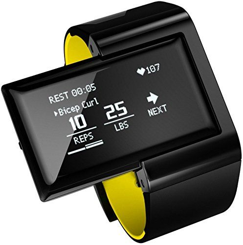 Atlas Wristband 2 Digital Trainer  Heart Rate Band * See this great product. (Note:Amazon affiliate link)