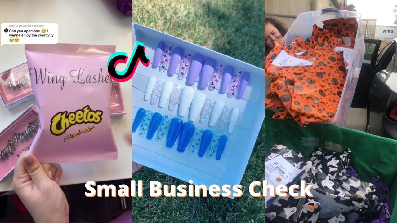 Small Business Tiktok Compilation Small Business Help Small Business Small Business Organization