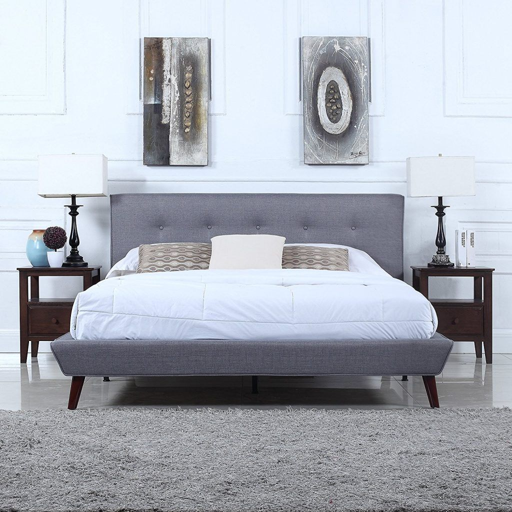 Reclaimed Natural Wood Bed Frame Avocado Green Mattress Green Mattress Wood Bed Frame Bed Frame