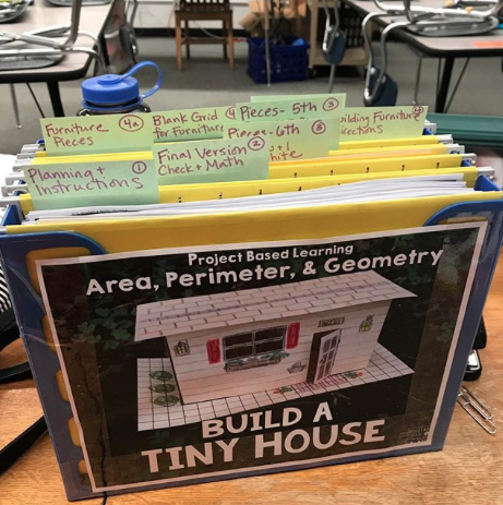 Build A Tiny House Project Based Learning Activity Pbl