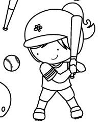 760 Top Tee Ball Coloring Pages For Free