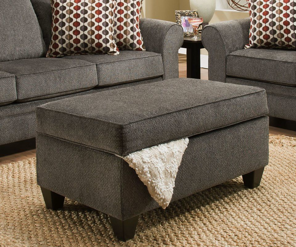 Fantastic Degory Storage Ottoman In 2019 End Tables Ottomans Caraccident5 Cool Chair Designs And Ideas Caraccident5Info