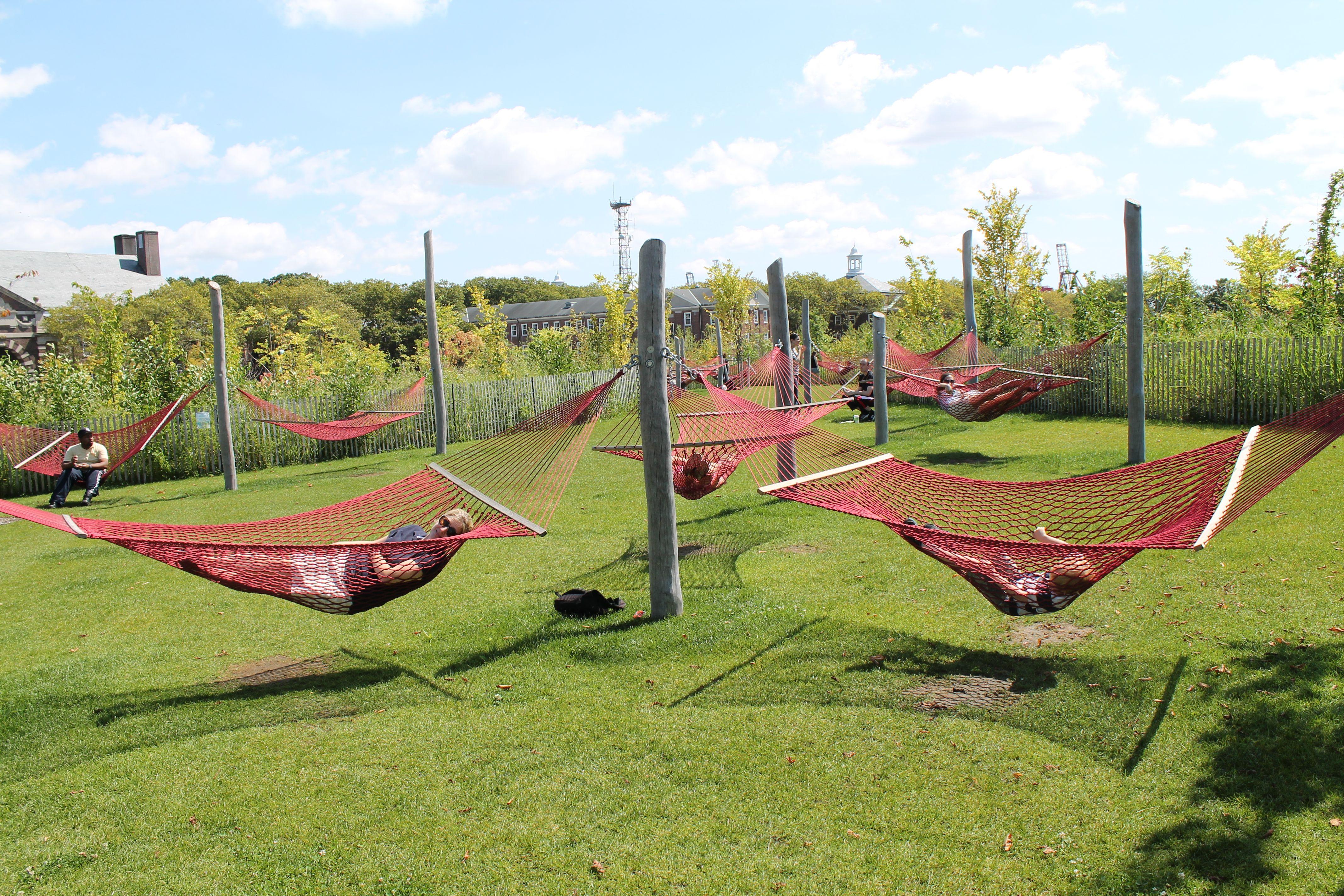 Hammock Grove/Governors Island Urban park, Outdoor