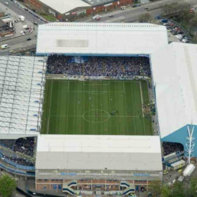 Hillsborough, Sheffield Wednesday