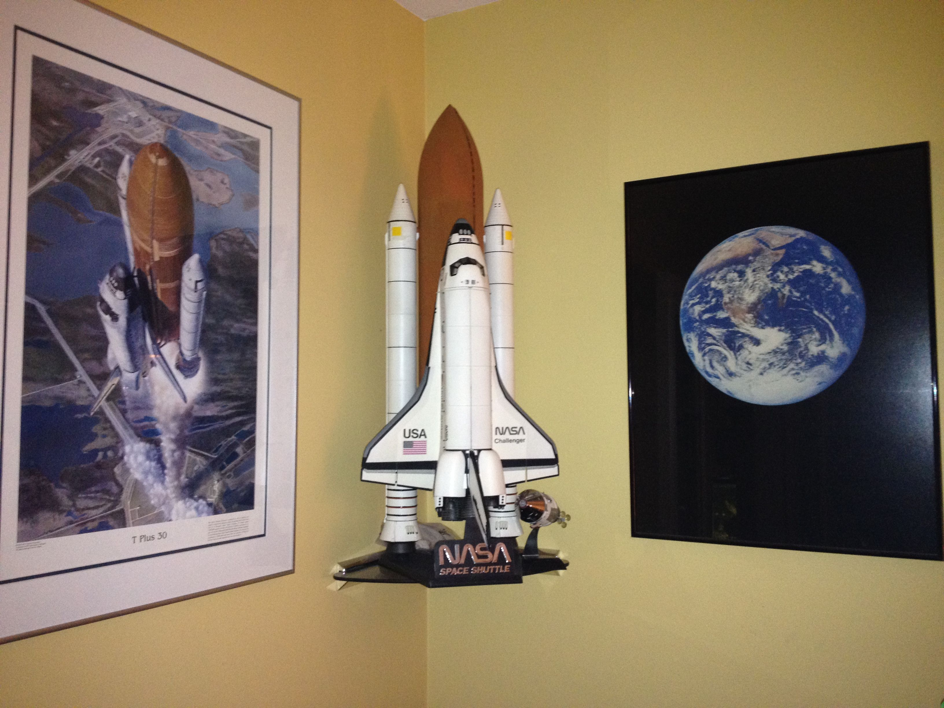 monogram space shuttle - photo #33