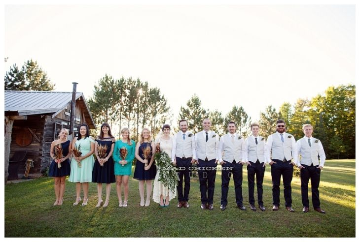 Duluth Wedding Photographer; Venue; Brule River Barn and Event Center;