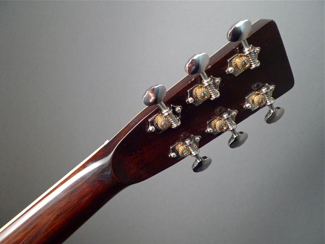 how to open schaler guitar machines