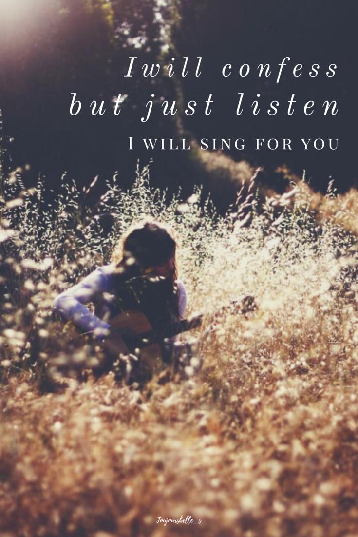 exo sing for you kpop lyrics quote gracias dios